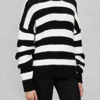 & Other Stories   Striped Sweater   Black/White
