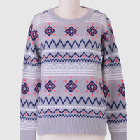 Carinna Printed Sweater