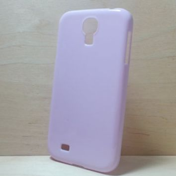 Hard Plastic Case for Samsung Galaxy S4 - Lilac