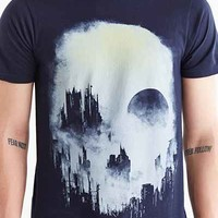 Design By Humans Abandoned City Tee - Urban Outfitters