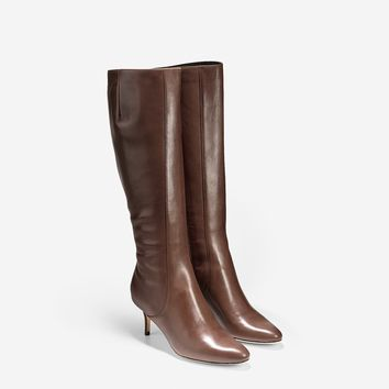 Carlyle Dress Boot - Extended Calf