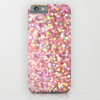 Pinkalicious iPhone & iPod Case by Lisa Argyropoulos