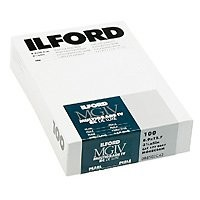 Ilford Multigrade IV RC Deluxe Resin Coated VC Variable Contrast Black & White Enlarging Paper - 3 1/2x100 - Pearl Surface