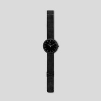 I Love Ugly Archibald Watch / Black