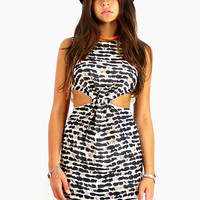 Twist It Out Dress | BATOKO