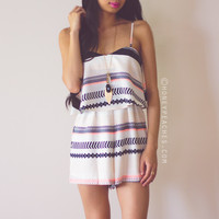 Catch Me If You Can Playsuit -
