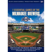 Essential Games Of The Milwaukee Brewers - Essential Games Of The Milwaukee Brewers