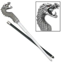 Sword Cane - Fighting Dragon