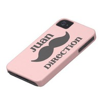 Juan Direction Mustache from Zazzle.com