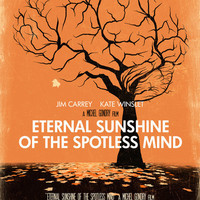 Eternal Sunshine Of The Spotless Mind - Movie Poster Art Print by Joel Amat Güell | Society6