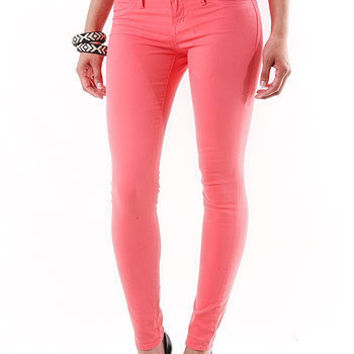 Sorbet Stretch Skinnys - Skinny Denim at Pinkice.com