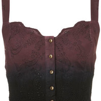 Dip Dye Broderie Bralet - New In This Week  - New In