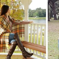 Amazing Plaid Blanket Scarf! LOWEST PRICE!! 4 Colors!