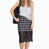 Nothing Personal Skirt $44