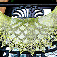Annis shawl: Knitty Spring+Summer 2010