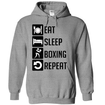 Eat, Sleep, Boxing and Re