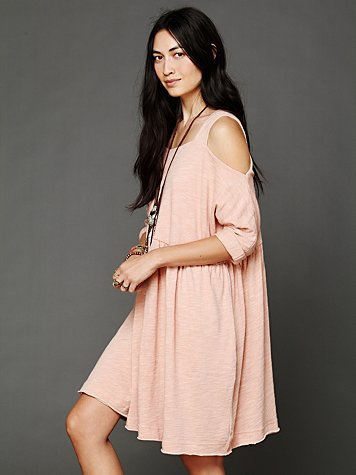 Free People Who&#x27;s That Girl Dress