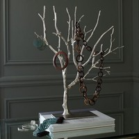 Cast Metal Jewelry Tree - Extra Large
