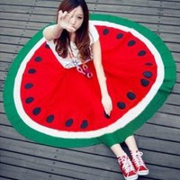 Watermelon Skirt - Wholesale Nifty Girl Preppy Style Dress Red