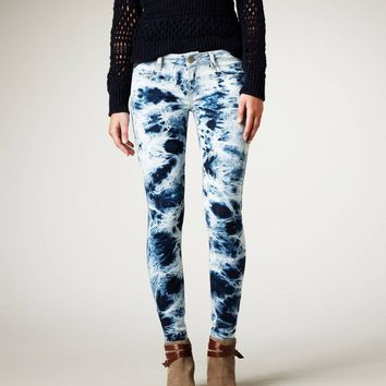 AEO Women's Jegging (Blue Fog)