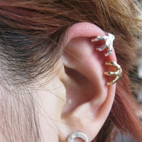 Ear Cuff - Eagle Claws