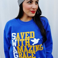 SWAG = Saved With Amazing Grace JCLU | JCLU FOREVER