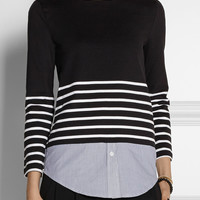 Band of Outsiders - Breton striped cotton top