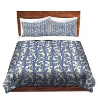 Duvet Cover Brushed Twill Twin, Queen, King from DiaNoche Designs by Julia Grifol Home Decor and Bedding Ideas - Romantic Tree