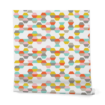 Heather Dutton Hex Code Wrapping Paper - 2' x 10' Roll