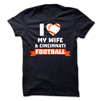 I My Wife - Football