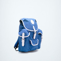 BLUE COLOURS RUCKSACK - Handbags - Boy (2-14 years) - Kids - ZARA United States