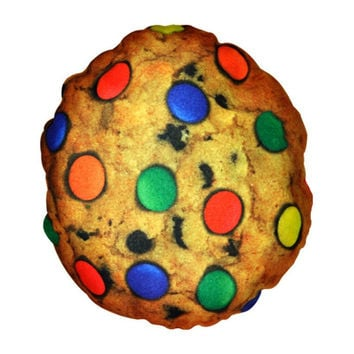 Mini M&M Cookie Pillow - One