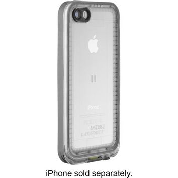 LifeProof - nüüd Case for Apple® iPhone® 5 and 5s - White
