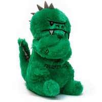 GRUMPOSAUR STASH BUDDY PLUSH