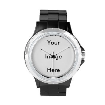 Create Your Own Custom Wrist Watch