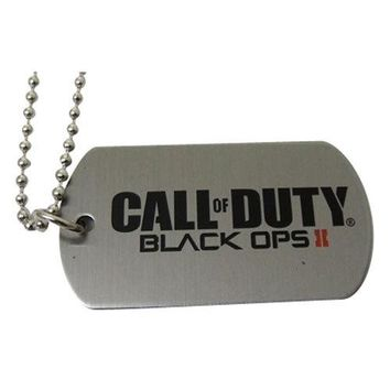 Call of Duty: Black Ops II Exclusive Dog Tags (Gift with Purchase) - Windows, PlayStation 3, Xbox 360
