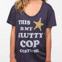 Corner Shop Cop Costume Tee