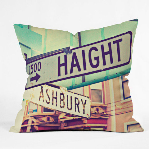 DENY Designs Home Accessories | Shannon Clark Haight Ashbury Throw Pillow