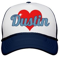 Its a Dustin thing: glitzy and glam