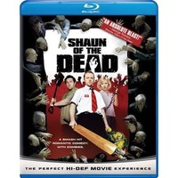 Walmart: Shaun Of The Dead (Blu-ray) (With BD-Live) (Widescreen)