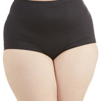 ModCloth Vintage Inspired Beauty Basics Contouring Undies in Plus