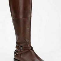 Vagabond Ava Strappy Tall Boot- Brown 7.5