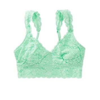 AERIE SOFTEST LACE BRALETTE