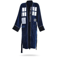 Doctor Who Bathrobes