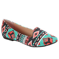 Betsey Johnson Brritney Smoking Slippers | Dillards.com