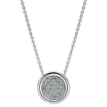 Silver Moon Slide Necklace Steven Singer Jewelers