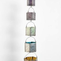 UrbanOutfitters.com &gt; Tiered Hanging Tea Lights - Set of 5