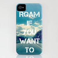 Roam II iPhone Case by Beth Thompson | Society6