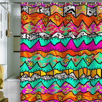 DENY Designs Home Accessories | Ingrid Padilla Whimsy Be Shower Curtain