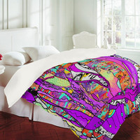 DENY Designs Home Accessories | Ingrid Padilla Whimsy Lush Duvet Cover